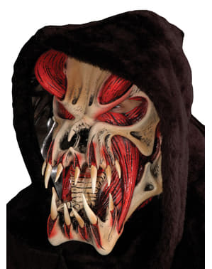 Adult's Terrifying Extra-Terrestrial Mask