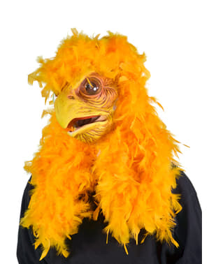 Adult's Giant Chicken Mask
