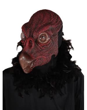 Maschera da avvoltoio per adulto