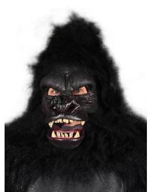 Masque singe agressif adulte