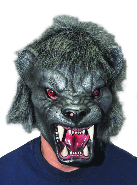 Adult's Black Panther Mask