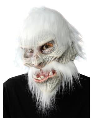 Máscara de Yeti