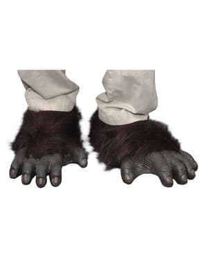 Adult's Gorilla Feet