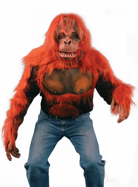 Camiseta de orangután para adulto