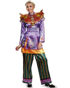 Alice Kostüm prestige für Damen aus Alice im Wunderland: hinter den Spiegeln