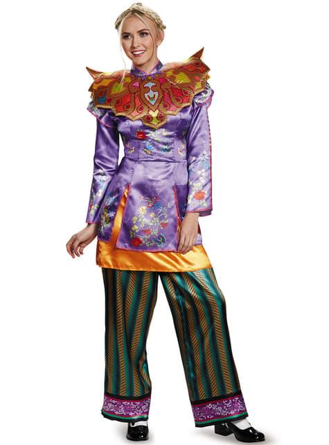 Alice Through the Looking Glass prestige Kostuum voor vrouwen