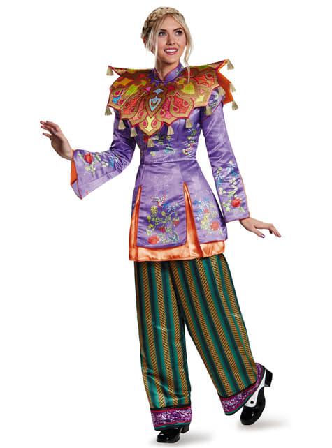 Alice Through the Looking Glass Kostuum voor vrouw