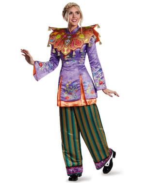 Alice i Eventyrland: Bag spejlet kostume til kvinder