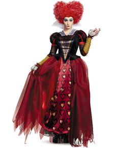 Women's Queen of Hearts Alice Through the Looking Glass Costume