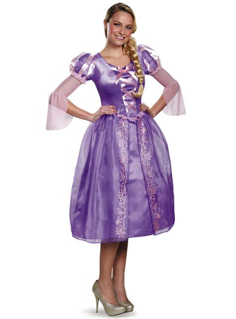 Women's Rapunzel Costume