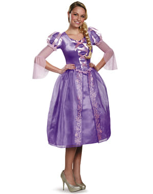 Rapunzel Kostum Wanita