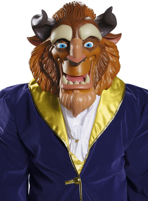 Men's Beast Beauty and the Beast Mask