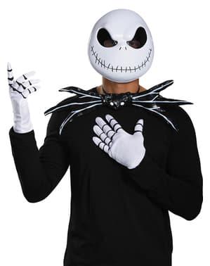 Sada pre dospelých s maskou Jacka Skellingtona (Predvianočná nočná mora)