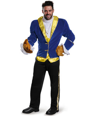 Costum Bestia din Frumoasa și Bestia prestige pentru bărbat