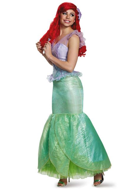 Fato de Ariel prestige para mulher