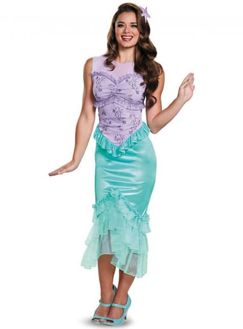 Disfraz de Ariel classic para mujer