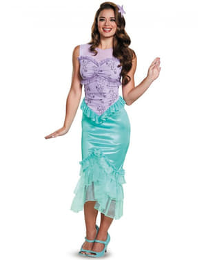 Fato de Ariel classic para mulher