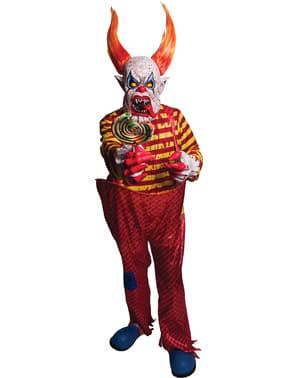 Zorniger Clown Kostüm für Herren