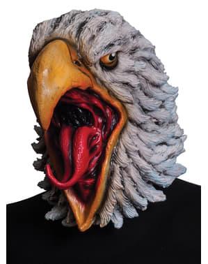 Masker poepende adelaar voor volwassenen