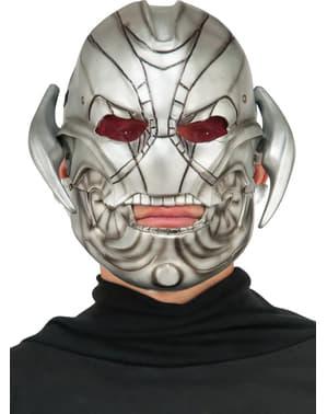 Máscara de Ultron moving mouth para homem