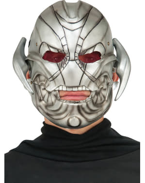 Men's Ultron Moving Mouth Mask
