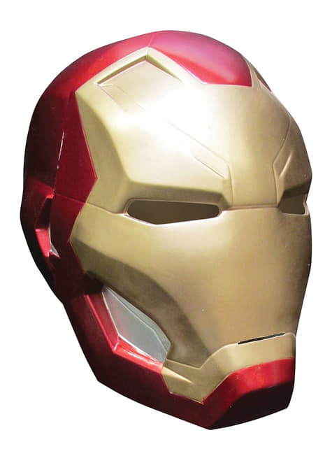 Casco de Iron Man Capitán América Civil War infantil