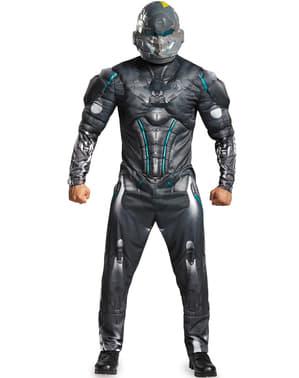 Pánský kostým Locke Halo klasický
