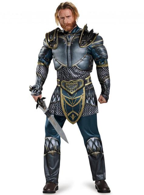 Kostium Lozar World of Warcraft umięśniony męski