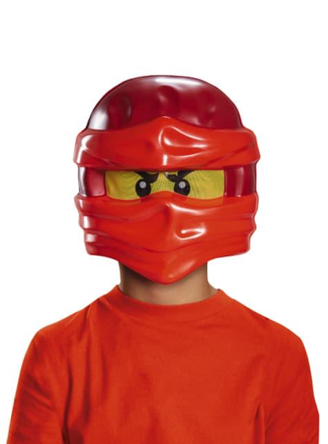 Chlapecká maska Kai Lego