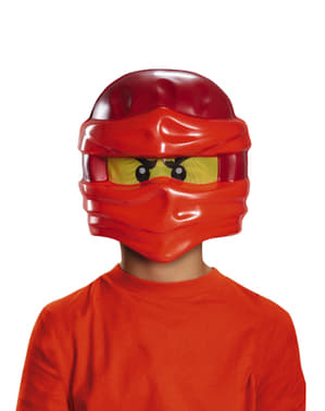 Kai Lego Maske für Jungen