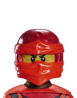 Kai Lego masker voor jongens