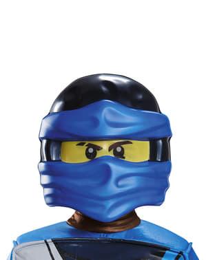 Jay Lego masker voor jongens