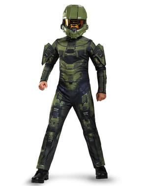 Chlapecký kostým Master Chief Halo klasický