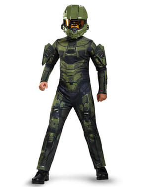Master Chief Costume for boys