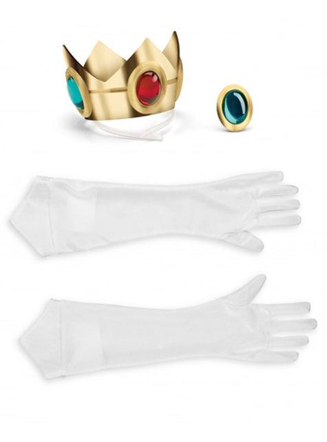 Accessoire kit Prinses Peach voor meisjes