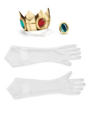 Kit accesorii Prințesa Peach pentru fată