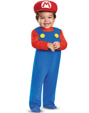 Disfraz de Super Mario para bebé