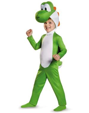 Costum Yoshi pentru băiat