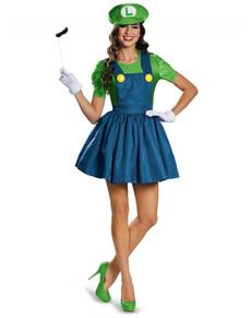 Super Mario Bros Kostume Luigi Prinzessin Peach Viele Mehr