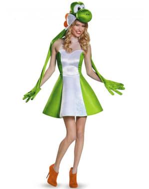 Woman's Yoshi Costume