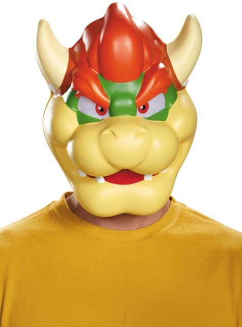 Máscara de Bowser para adulto