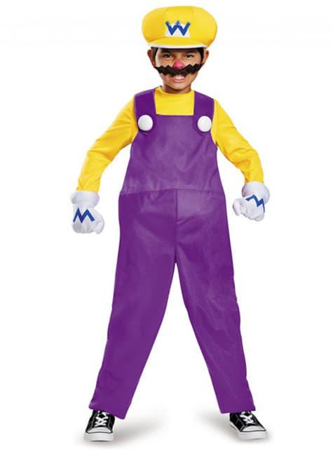 Chlapecký kostým Wario