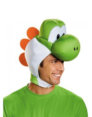Czapka Yoshi dla dorosłych