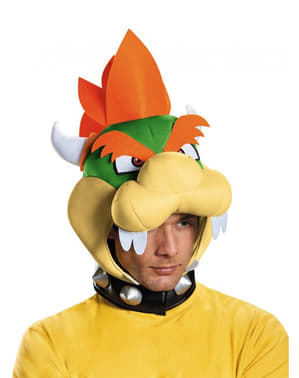 Chapeau Bowser Super Mario adulte