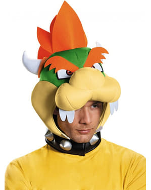 Fiú Bowser Super Mario Hat