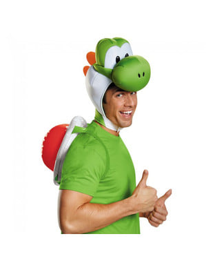 Yoshi Kostüm Set für Erwachsene