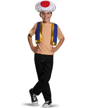 Toad Super Mario Ser für Jungen