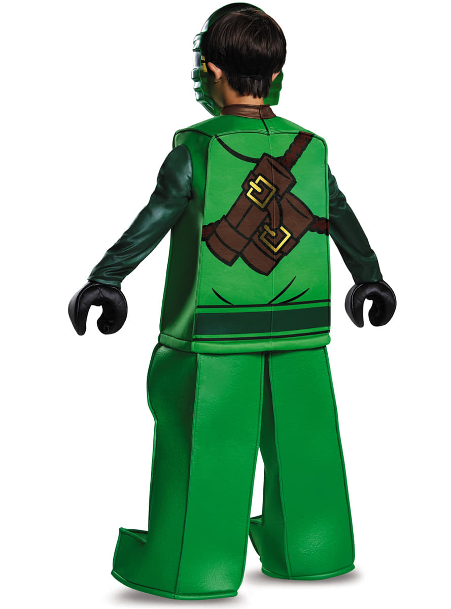 D guisement lloyd lego prestige enfant funidelia - Deguisement tete de lego ...