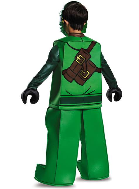 Disfraz de Lloyd Lego prestige para niño