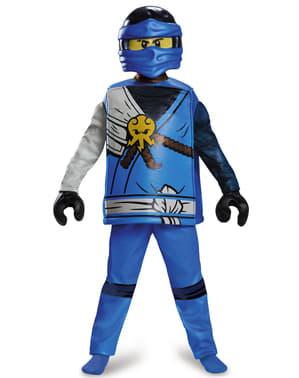 Costume da Jay Lego deluxe per bambino